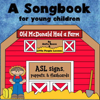 Old MacDonald Had a Farm in ASL for little kids