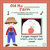 Old Mc______ Farm - A Vowel Song Book