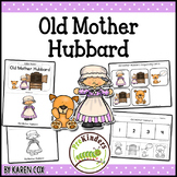 Old Mother Hubbard Books & Sequencing Cards