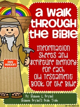 Old Testament Bible Verses and Background Info (ESV School