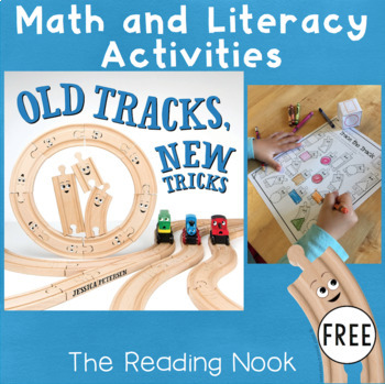 Old Tracks, New Tricks Free Shape Activity
