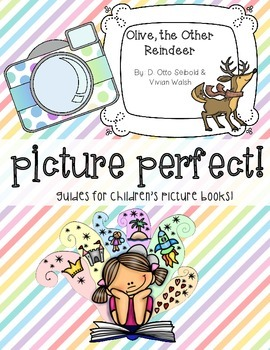 Olive, the Other Reindeer Picture Perfect Guide