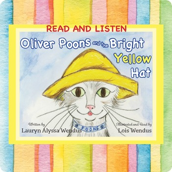 Oliver Poons and the Bright Yellow Hat: E-Book Edition