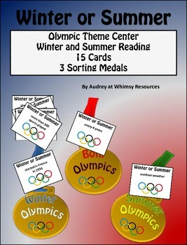 Olympic Compare & Contrast Center