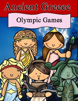 Greece: Olympic Games