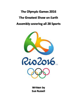 Olympic Games 2016 Class Play on all events