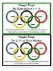Olympic Games Math Brain Teasers