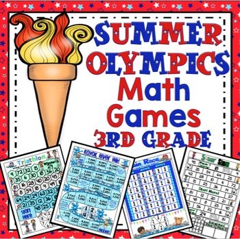 Olympic Math Games 3rd Grade