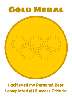 Olympic Reflection