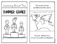 Summer Olympics Emergent Reader for Kindergarten and First Grade