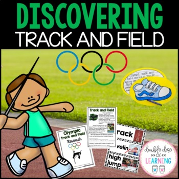 Summer Olympics: Olympic Track and Field Research Unit wit