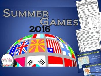 Summer Olympics BUNDLE