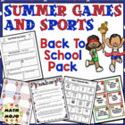 Back to School - Olympics
