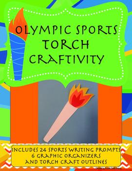 Olympics Torch Craftivity