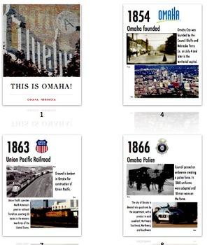 Omaha Nebraska Timeline