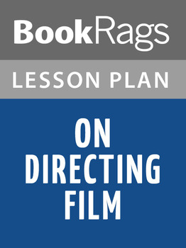 On Directing Film Lesson Plans