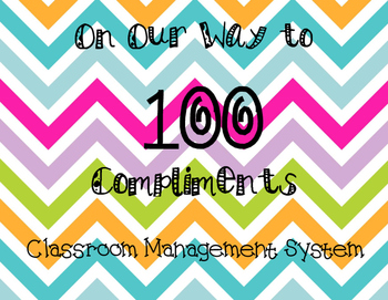 On Our Way to 100 Compliments
