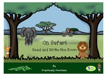 On Safari Read and Write the Room