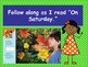 On Saturday Storytown Lesson 23