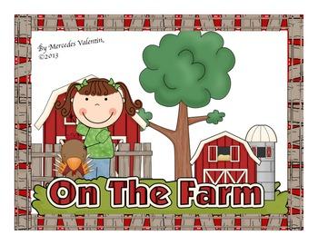 On The Farm Theme