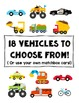 On The Road Alphabet Tracers - Upper + Lowercase Letters a