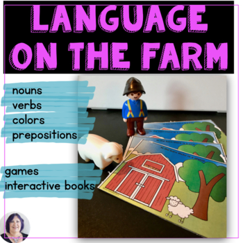 On the Farm: Early Education Language Unit receptive & exp