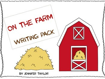 On the Farm Writing Pack