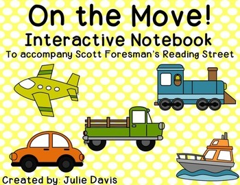 On the Move! Interactive Notebook Journal