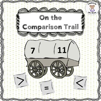 Math-GreaterThan/Less Than - On the Comparison Trail