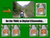 On the Trail to Digital Citizenship:  Identify Potential Sources