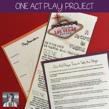 One-Act Play Project, High School ELA