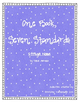 One Book, Seven Standards ~ Strega Nona