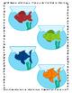 One Fish, Two Fish, Red Fish, Blue Fish - goldfish activity