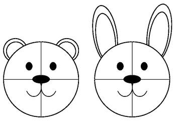 One-Fourth Animals