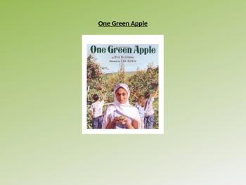 One Green Apple Text Talk