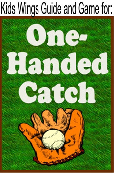 One-Handed Catch by M. J. Auch, A Baseball Story of Courag