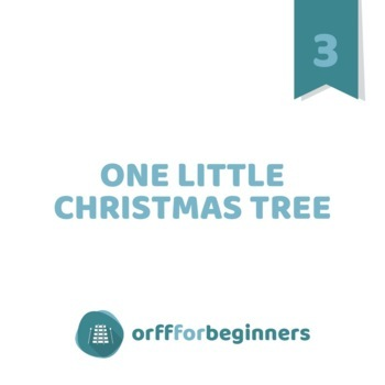 One Little Christmas Tree: A Holiday Unit for 3rd Grade