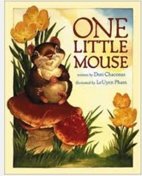One Little Mouse Amazing Words PPT