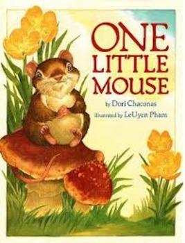One Little Mouse SmartBoard Activity