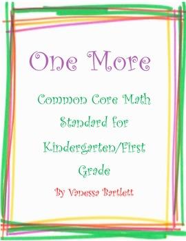 One More Common Core