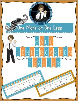 One More and One Less Game (Using a Number Line)