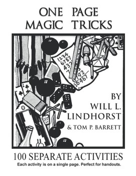 One Page Magic Tricks
