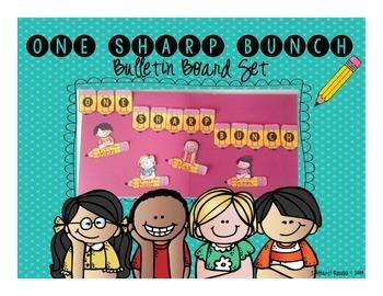 One Sharp Bunch {Bulletin Board}