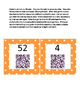 One Step Equations QR Code Scavenger Hunt (with negatives!)