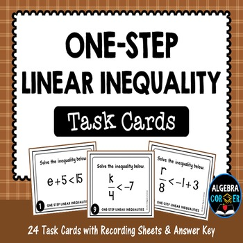 One-Step Inequality
