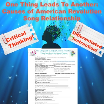 One Thing Leads to Another-Causes of Revolution Song Relationship
