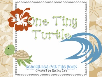 One Tiny Turtle: Literature Resources