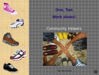One Two Buckle My Shoe: Community Helpers