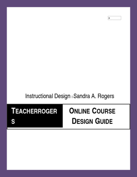 Online Course Design Guide for Distance Education
