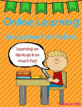 Online Learning; Virtual Classroom; E-class (Discussion Po